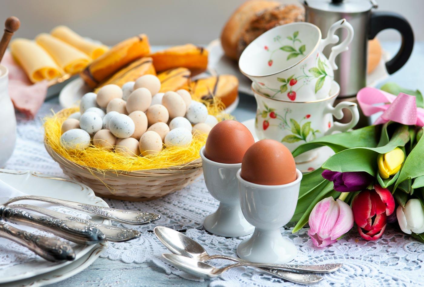 Come apparecchiare la tavola per il Pranzo di Pasqua 2015 ...